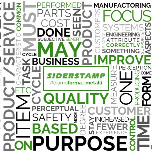 certificato Siderstamp ISO  9001